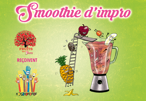 Smoothie d'improvisation
