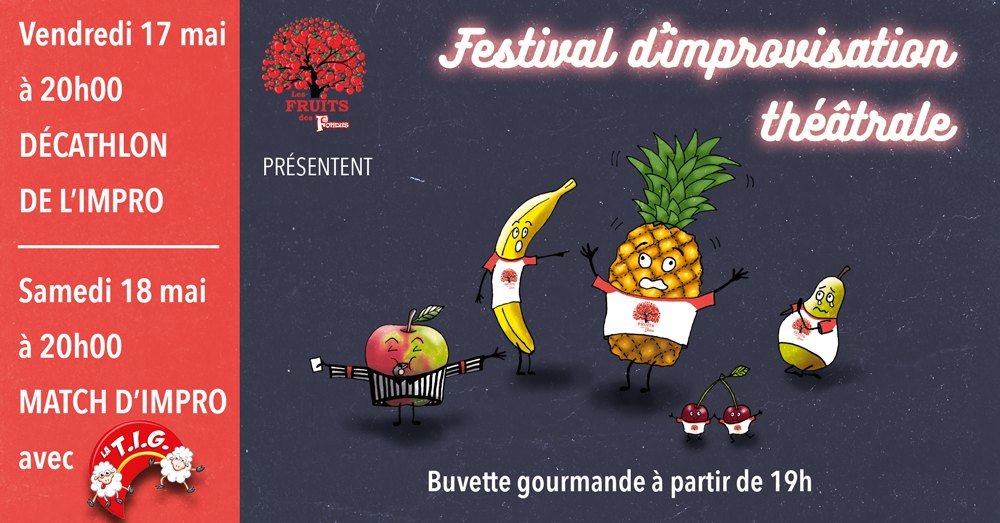 Festival d'improvisation des Milles